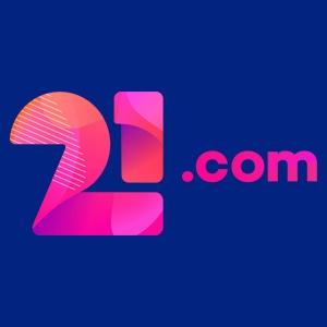 21.com logo 300x300